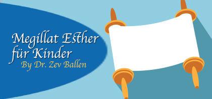 Megillat Esther für Kinder