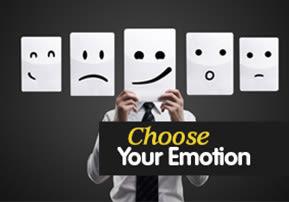 Choose Your Emotion