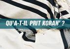 Qu'a-t-il prit Korah' ?