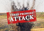 Three-Pronged Attack
