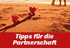 Tipps für die Partnerschaft