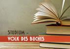 Studium – Volk des Buches