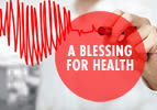 A Blessing for Health