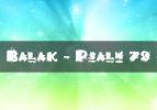 Balak-Psalm 79 - Gottes Zorn