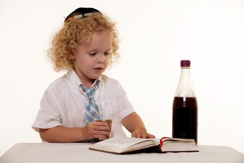 Pessah', la fête des enfants