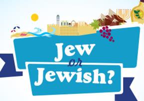Emor: Jew or Jewish?