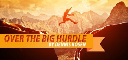 Over the Big Hurdle