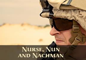 Nurse, Nun and Nachman