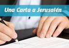 Una Carta a Jerusalén