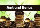 Amt und Bonus