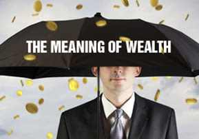 Vayishlach: The Meaning of Wealth