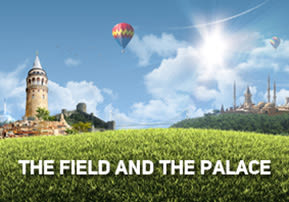 The Field and the Palace