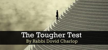 Lech Lecha: The Tougher Test