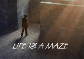 Life is a Maze