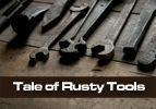 Tale of Rusty Tools