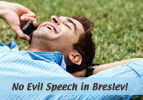 No Evil Speech in Breslev!