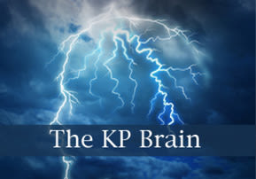 The KP (Kosher for Passover) Brain