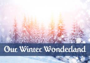 Our Winter Wonderland