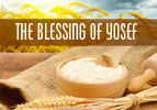 The Blessing of Yosef