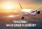 """""""HaGomel""""  nach einer Flugreise?"""