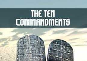 Yitro: The Ten Commandments