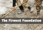 The Firmest Foundation