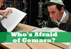 Who's Afraid of Gemara?