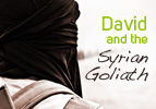David and the Syrian Goliath