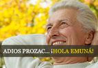 Adios Prozac… Hola Emuná!