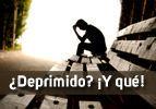 ¿Deprimido? ¡Y qué!