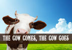 The Cow Comes, The Cow Goes