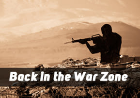 Back in the War Zone