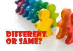 Different or Same?