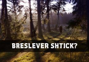 Breslever Shtick?
