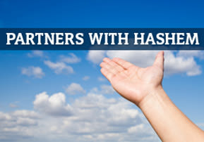 Partners With Hashem