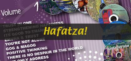 Hafatza - Help Spread Emuna!