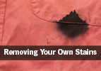 Removing Your Own Stains