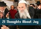 21 Thoughts About Joy