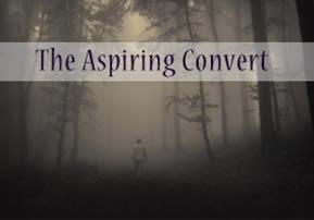 Tetzaveh: The Aspiring Convert