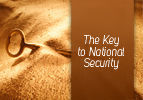 The Key to National Security