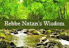 Rebbe Natan's Wisdom