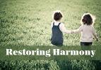 Restoring Harmony