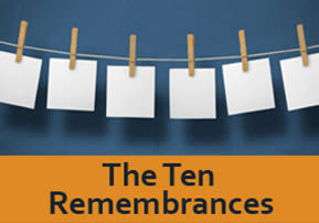 The Ten Remembrances