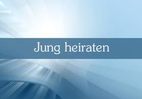 Jung heiraten
