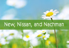 New, Nissan, and Nachman