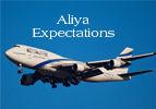 Aliya Expectations