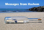 Messages from Hashem