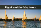 Bo: Egypt and the Mayflower