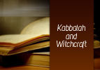 Kabbalah and Witchcraft