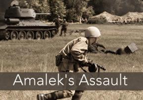 Amalek's Assault